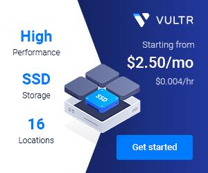 Vultr promo