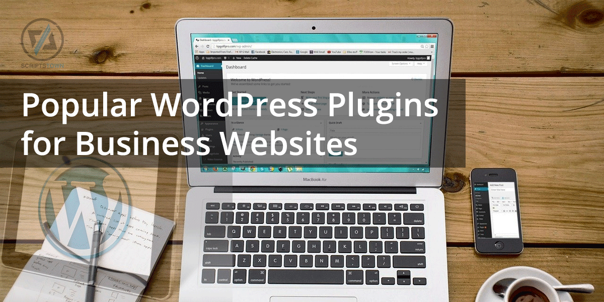 Most Popular WordPress Plugins for Business Websites