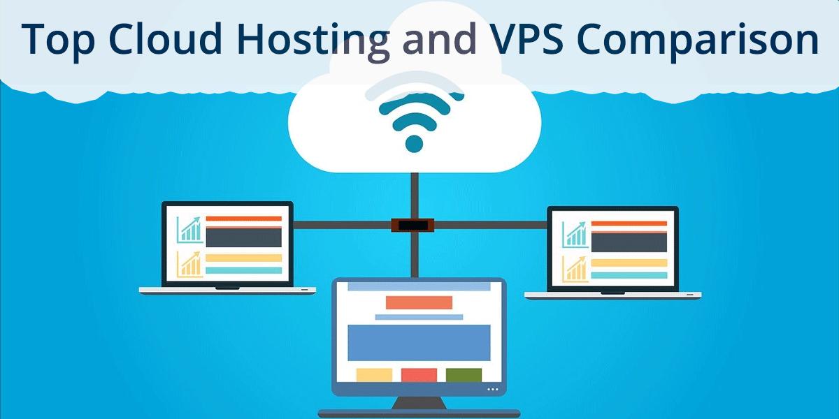 Top Cloud Hosting and VPS Comparison - Linode vs DigitalOcean vs Vultr