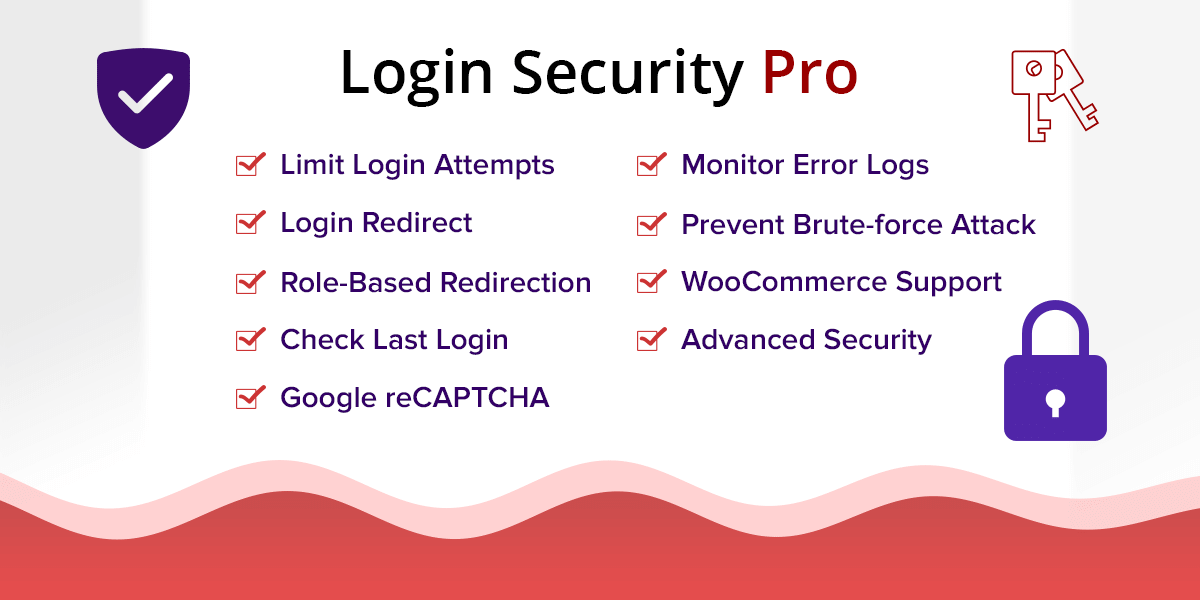 Login Security Pro - WordPress Plugin