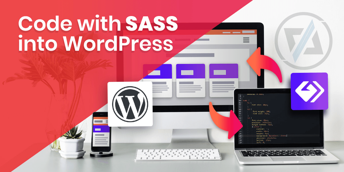 CSS and SASS Live Editor Plugin for WordPress to Modify a Theme