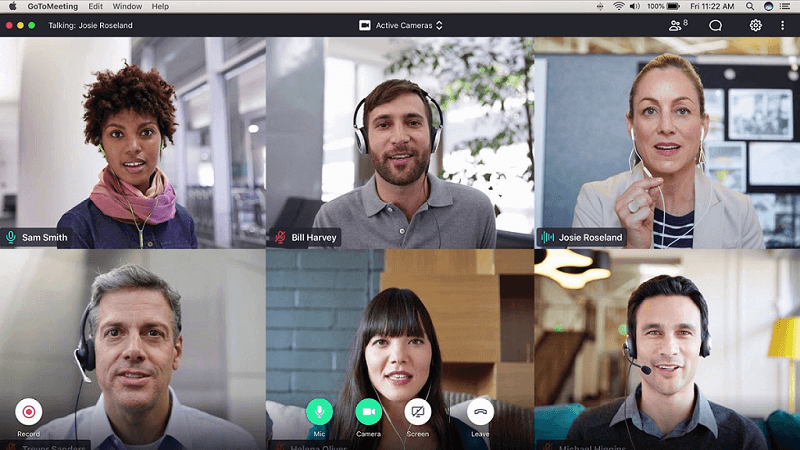 GoToMeeting - Video Conference - Zoom Alternative