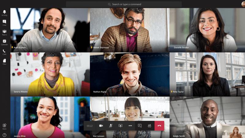 Microsoft Teams - Online Meetings - Zoom Alternative